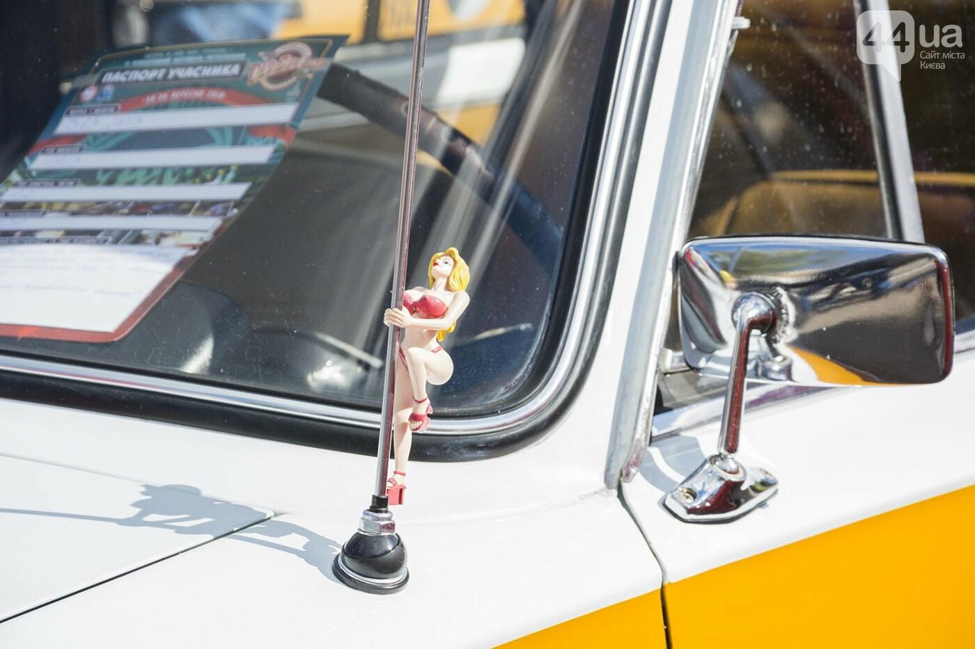 Old Car Land-2018: как прошел крупнейший автомобильный ретро-фестиваль Украины, - ФОТО, ВИДЕО, фото-12
