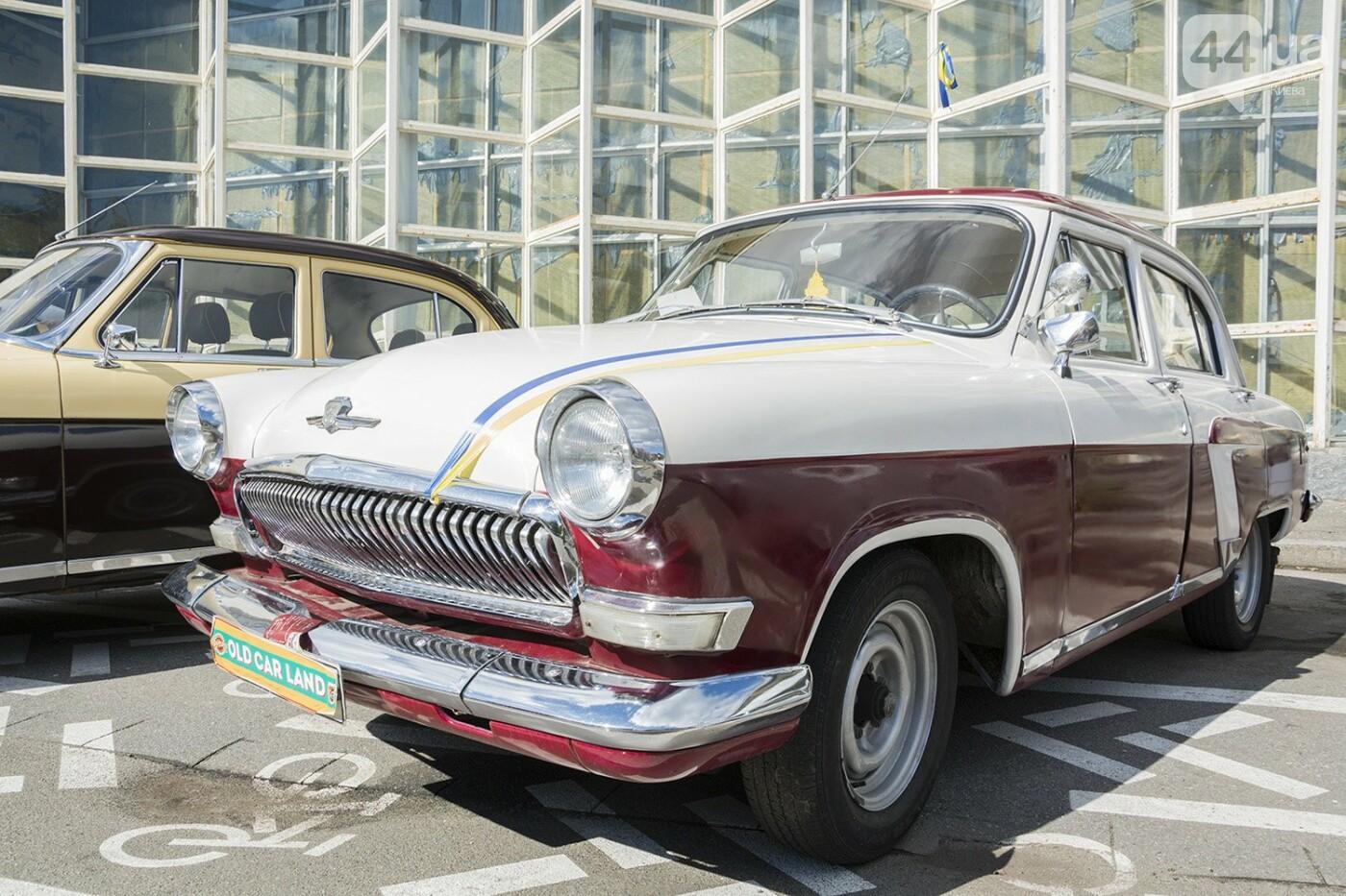 Old Car Land-2018: как прошел крупнейший автомобильный ретро-фестиваль Украины, - ФОТО, ВИДЕО, фото-18