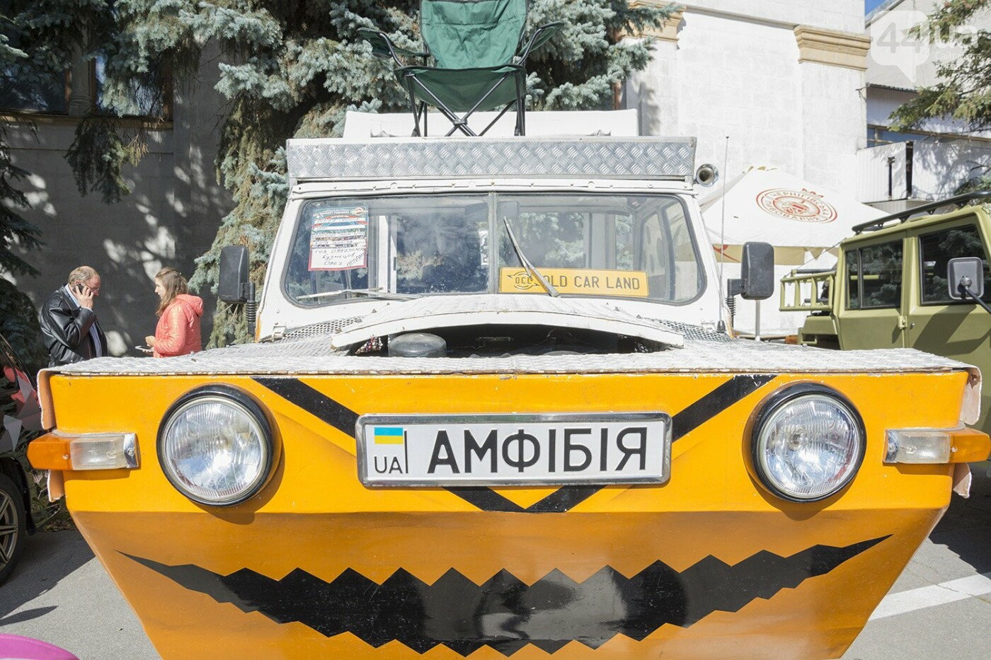 Old Car Land-2018: как прошел крупнейший автомобильный ретро-фестиваль Украины, - ФОТО, ВИДЕО, фото-14