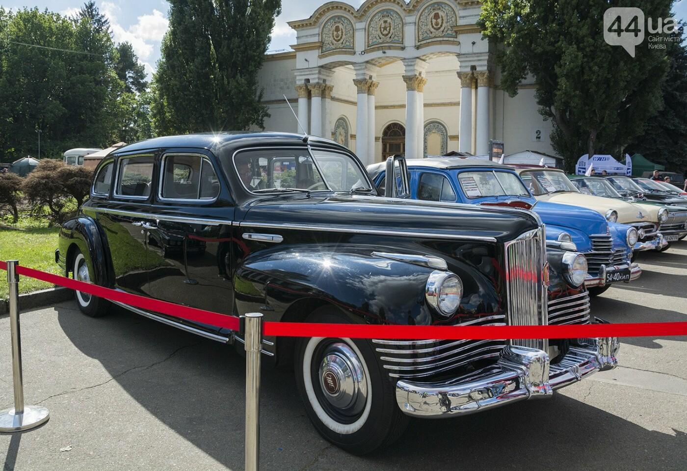 Old Car Land-2018: как прошел крупнейший автомобильный ретро-фестиваль Украины, - ФОТО, ВИДЕО, фото-16