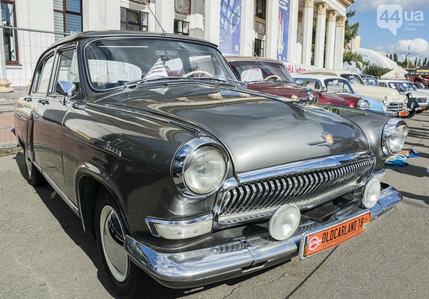 Old Car Land-2018: как прошел крупнейший автомобильный ретро-фестиваль Украины, - ФОТО, ВИДЕО, фото-4