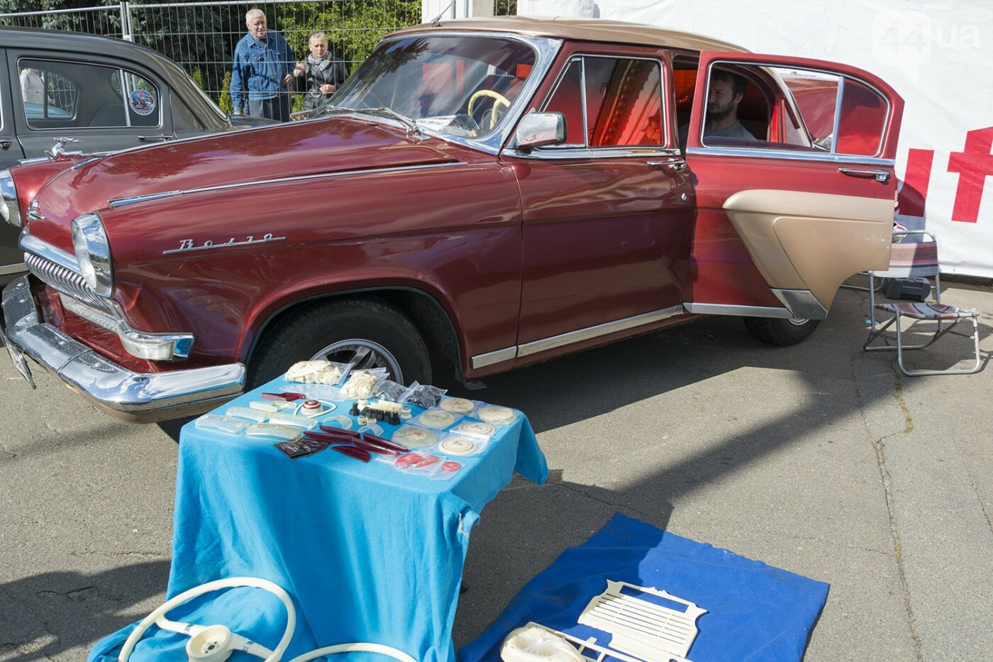 Old Car Land-2018: как прошел крупнейший автомобильный ретро-фестиваль Украины, - ФОТО, ВИДЕО, фото-3
