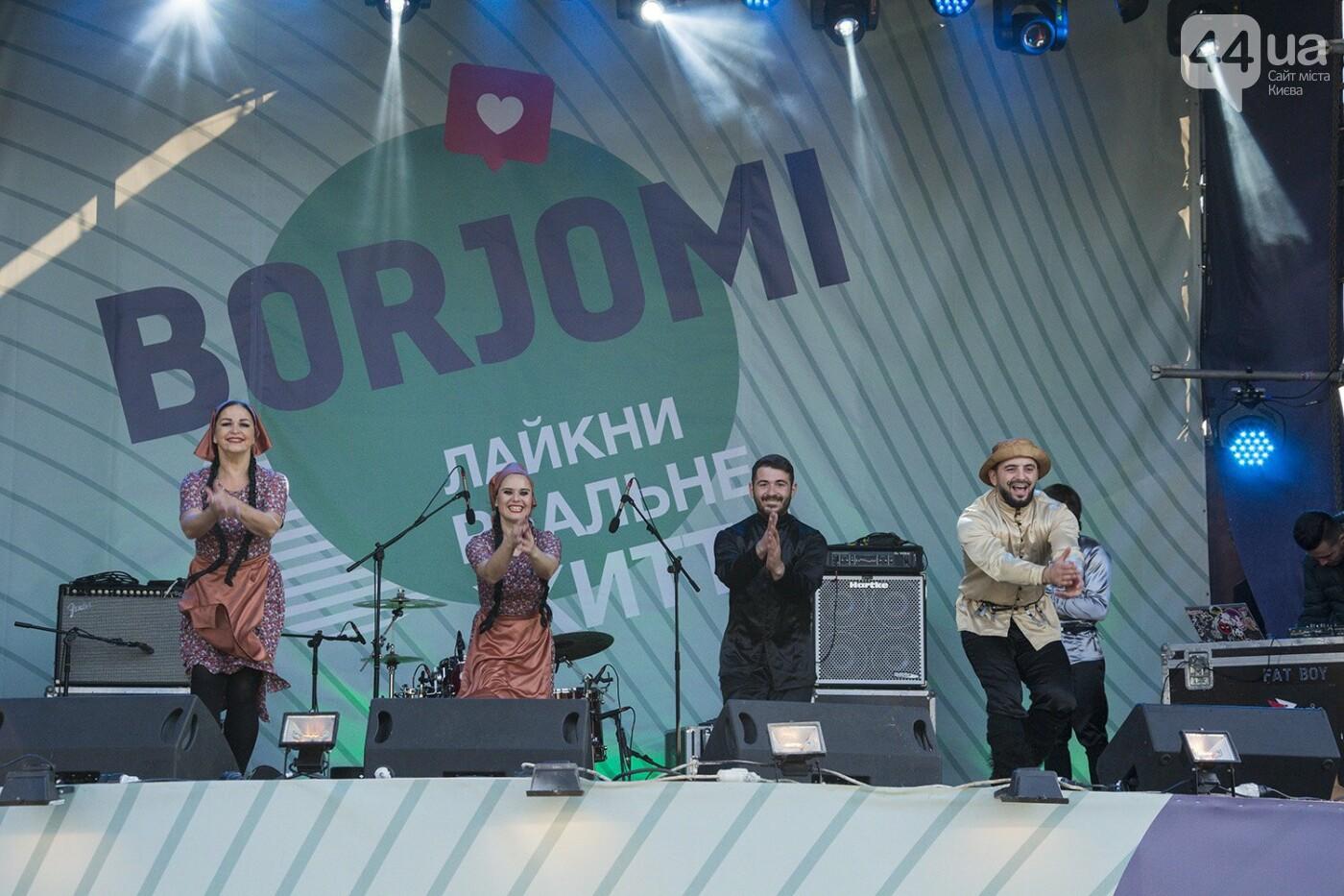 Хачапури и зажигательные танцы: как в Киеве прошел Borjomi Fest-2018, - ФОТОРЕПОРТАЖ, фото-18