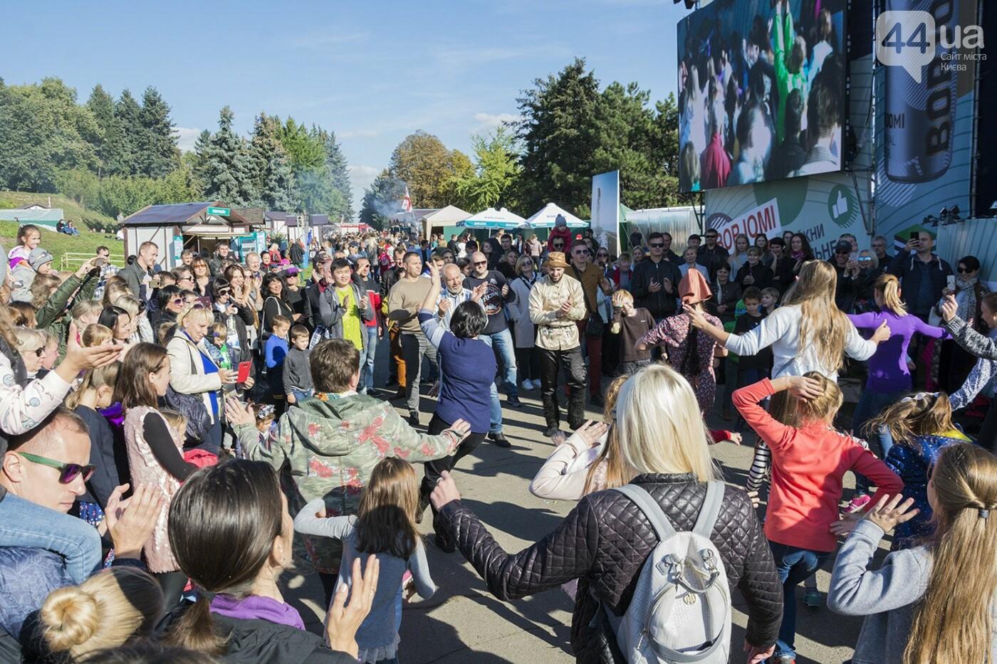 Хачапури и зажигательные танцы: как в Киеве прошел Borjomi Fest-2018, - ФОТОРЕПОРТАЖ, фото-5