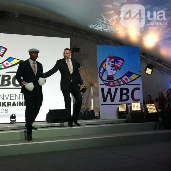 «Мне эта должность и нафиг не нужна»: как Кличко был одновременно чемпионом и мэром , фото-1