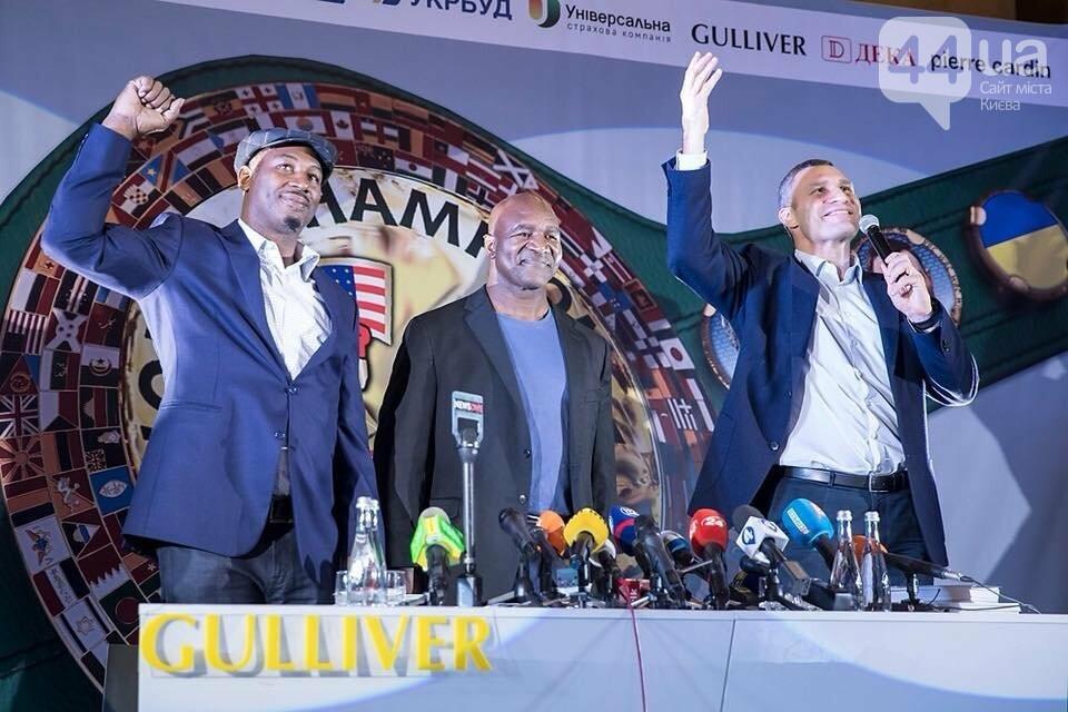 «Мне эта должность и нафиг не нужна»: как Кличко был одновременно чемпионом и мэром , фото-5