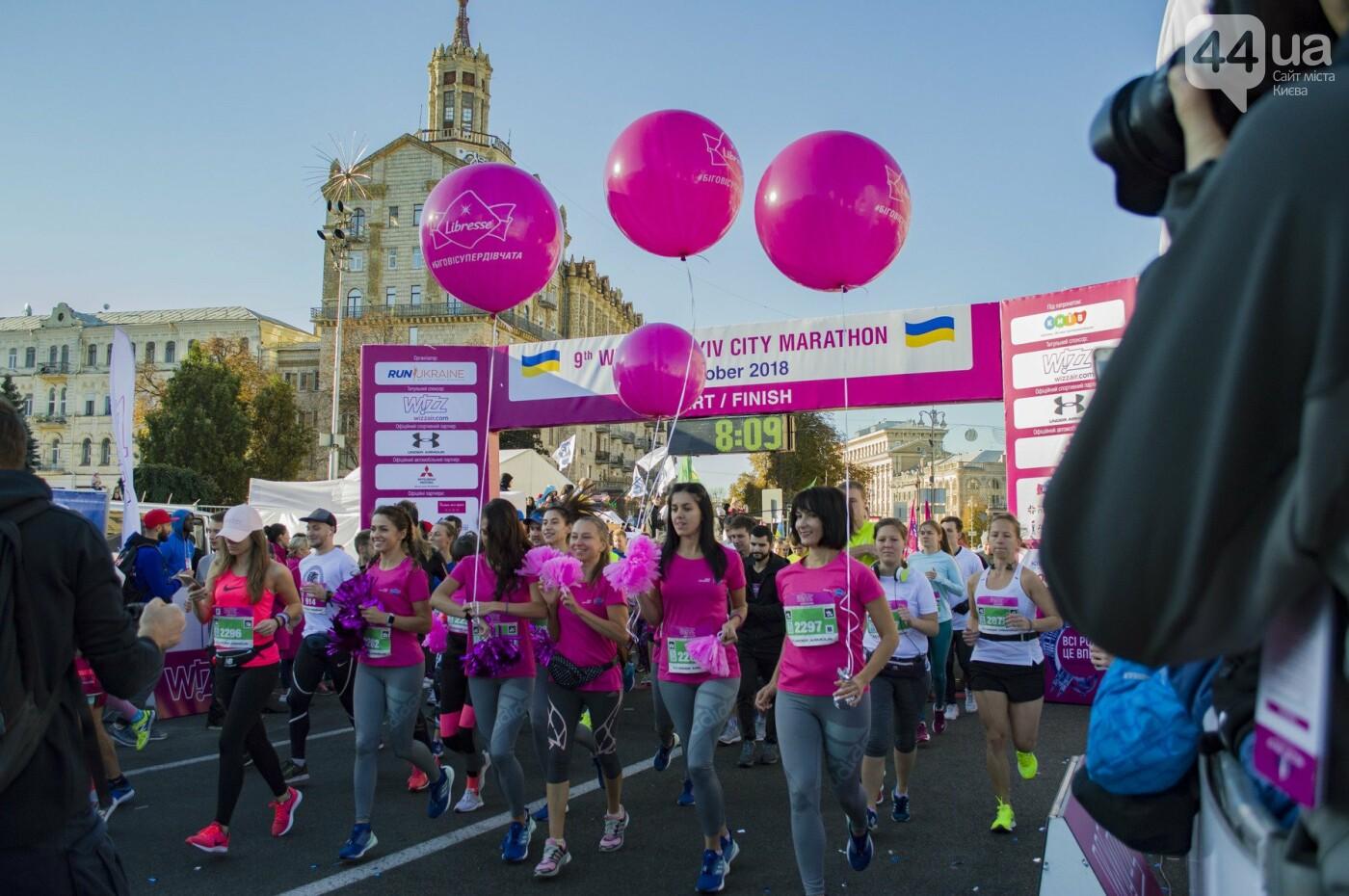 В центре Киева тысячи семей, детей и воинов АТО пробежали марафон, - ФОТОРЕПОРТАЖ, фото-9