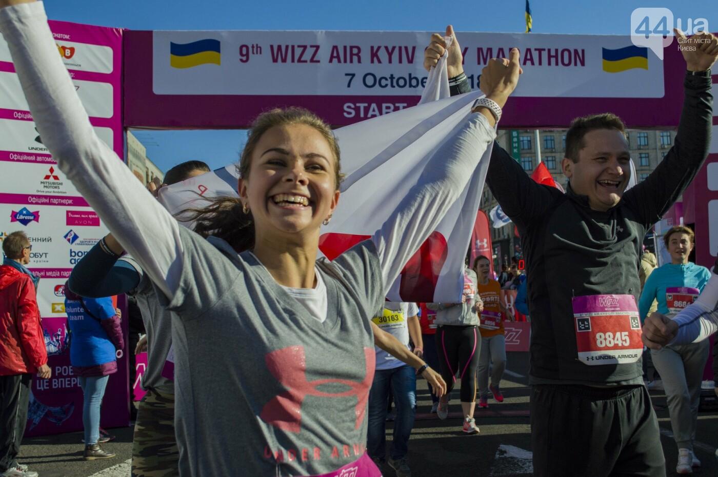 В центре Киева тысячи семей, детей и воинов АТО пробежали марафон, - ФОТОРЕПОРТАЖ, фото-20