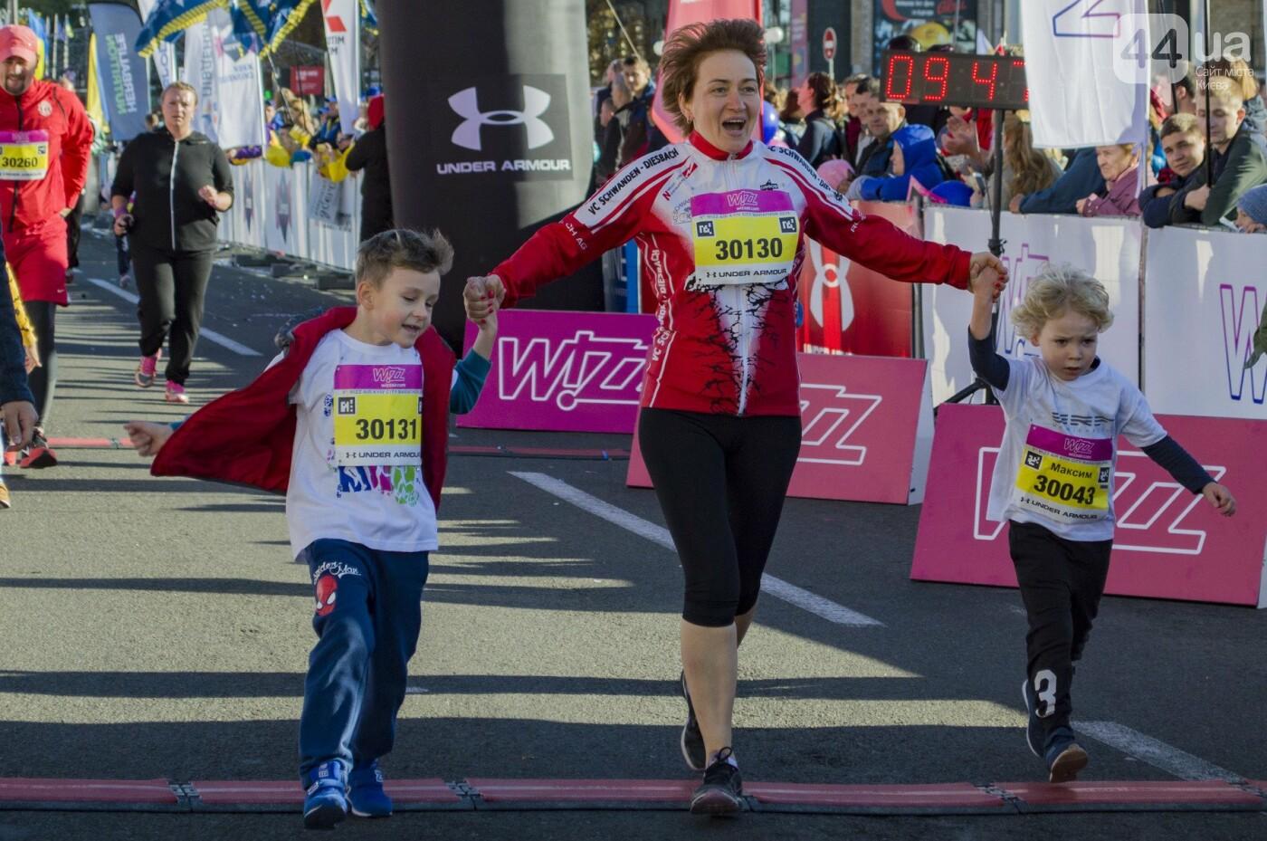 В центре Киева тысячи семей, детей и воинов АТО пробежали марафон, - ФОТОРЕПОРТАЖ, фото-18