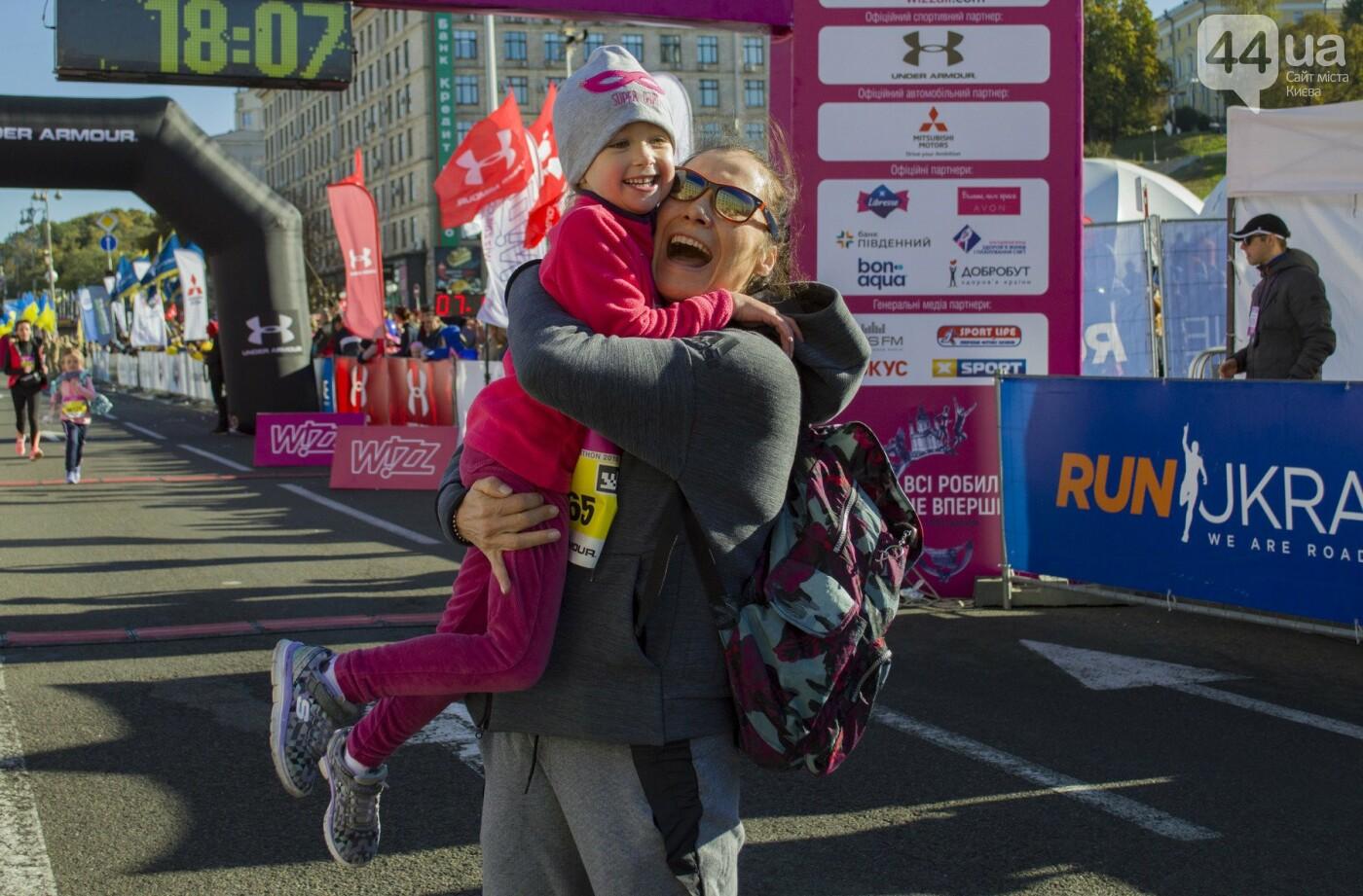 В центре Киева тысячи семей, детей и воинов АТО пробежали марафон, - ФОТОРЕПОРТАЖ, фото-21