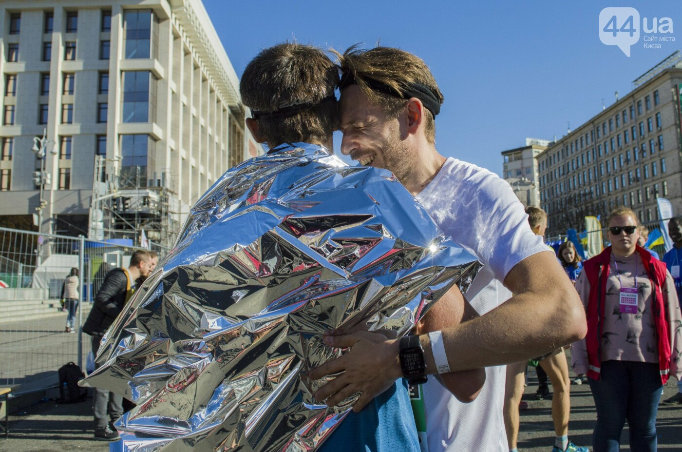 В центре Киева тысячи семей, детей и воинов АТО пробежали марафон, - ФОТОРЕПОРТАЖ, фото-25