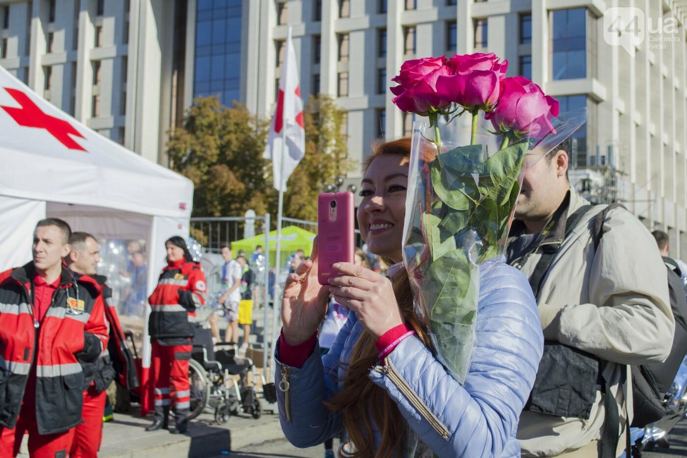 В центре Киева тысячи семей, детей и воинов АТО пробежали марафон, - ФОТОРЕПОРТАЖ, фото-35