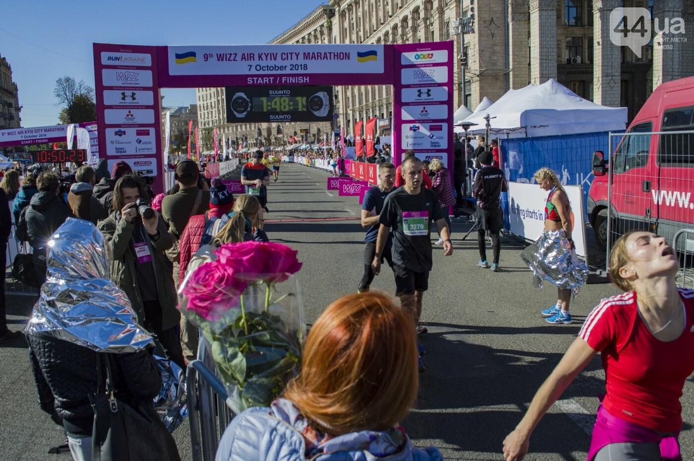 В центре Киева тысячи семей, детей и воинов АТО пробежали марафон, - ФОТОРЕПОРТАЖ, фото-36