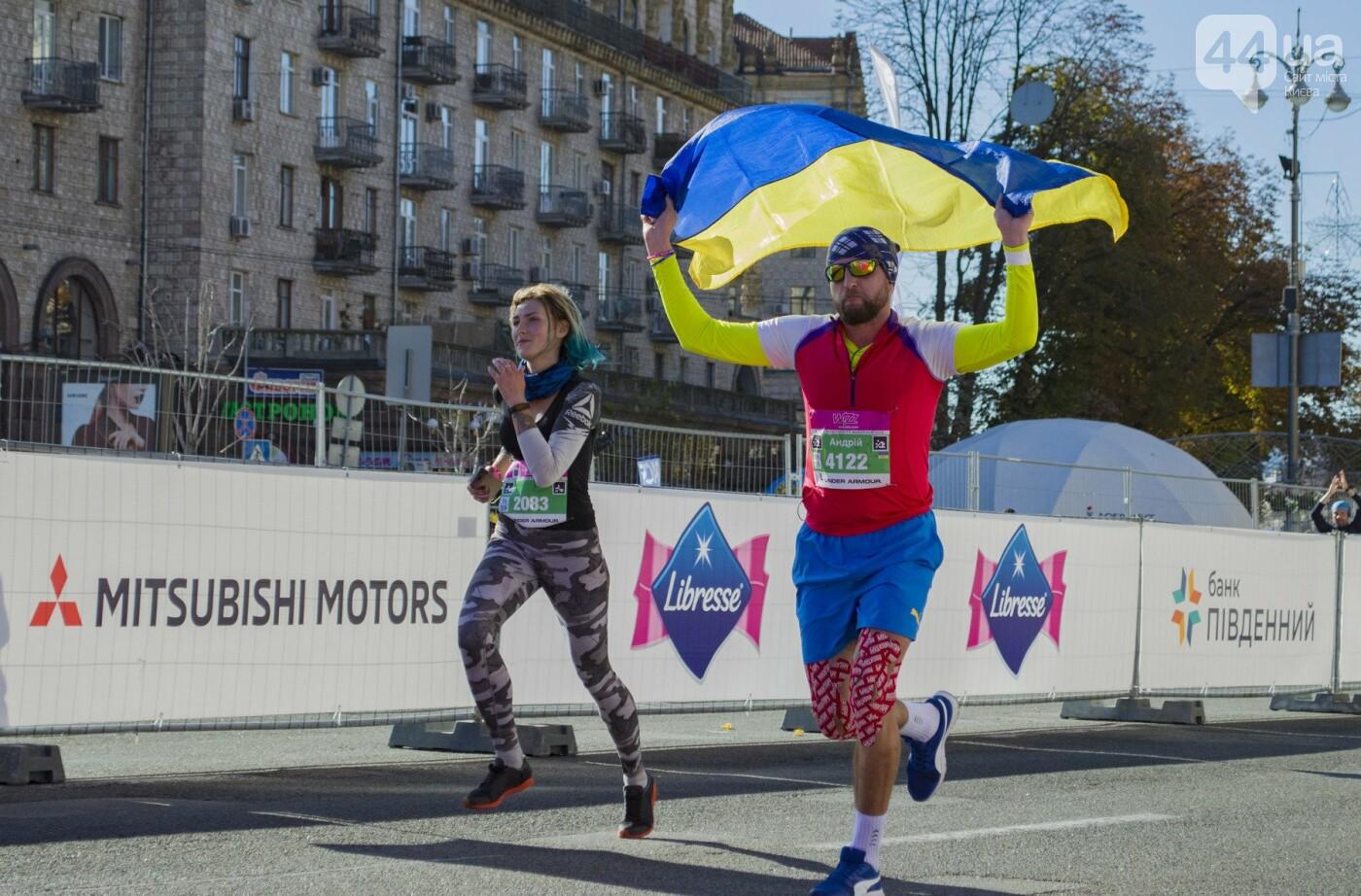 В центре Киева тысячи семей, детей и воинов АТО пробежали марафон, - ФОТОРЕПОРТАЖ, фото-29