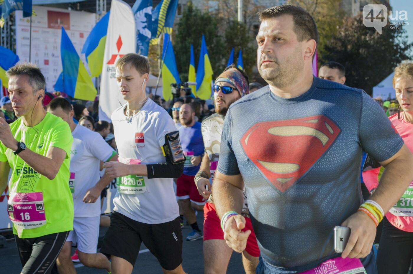 В центре Киева тысячи семей, детей и воинов АТО пробежали марафон, - ФОТОРЕПОРТАЖ, фото-6