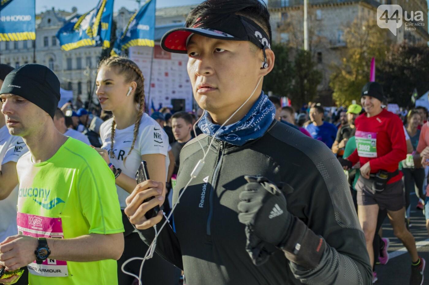 В центре Киева тысячи семей, детей и воинов АТО пробежали марафон, - ФОТОРЕПОРТАЖ, фото-8