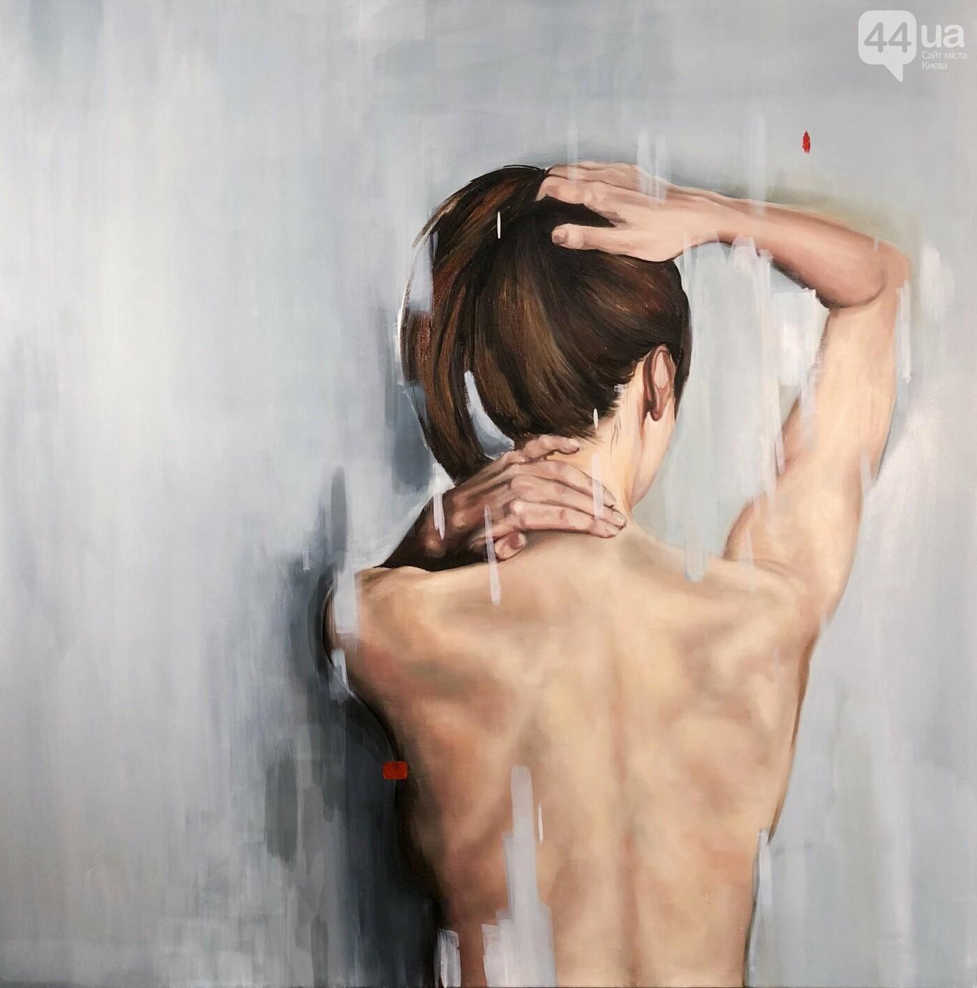Киевская художница Дарья Майборода поделится своим творчеством в рамках выставки  «faceLESS», фото-4