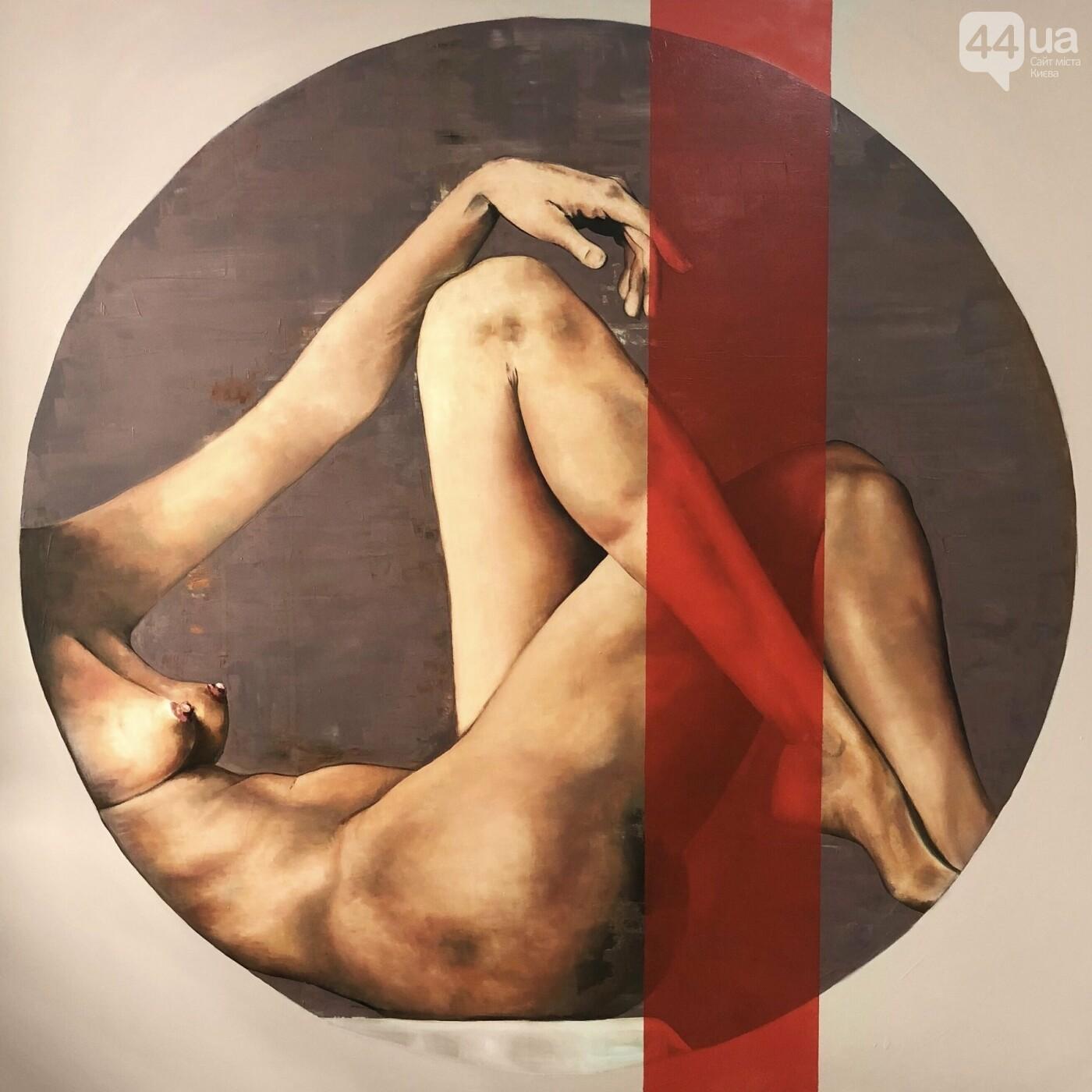 Киевская художница Дарья Майборода поделится своим творчеством в рамках выставки  «faceLESS», фото-3