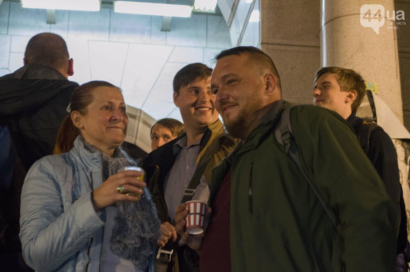 """""""Мы сможем сами выбирать свой путь"""": как верующие и атеисты на Майдане праздновали предоставление Томоса, фото-6"""