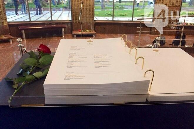 В Киеве появился Мемориал погибшим на Донбассе, - ФОТО, фото-2