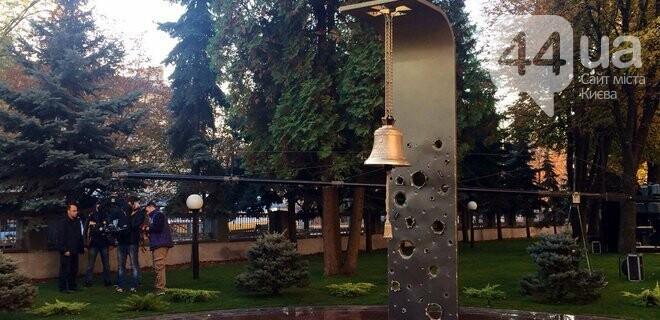В Киеве появился Мемориал погибшим на Донбассе, - ФОТО, фото-4