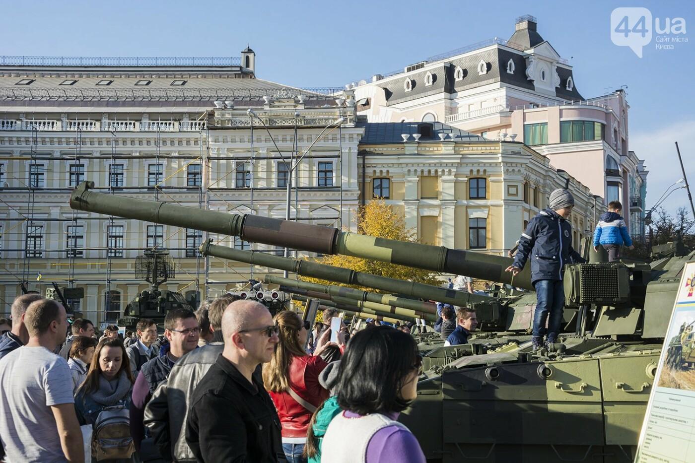 В Киеве открылась масштабная выставка военной техники – ФОТОРЕПОРТАЖ, фото-9