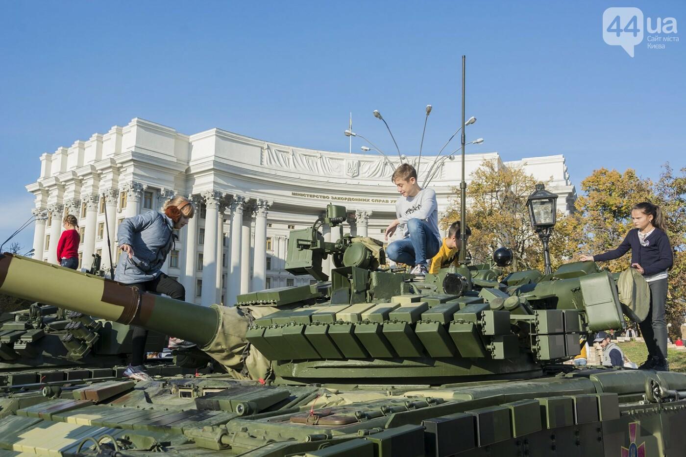 В Киеве открылась масштабная выставка военной техники – ФОТОРЕПОРТАЖ, фото-6