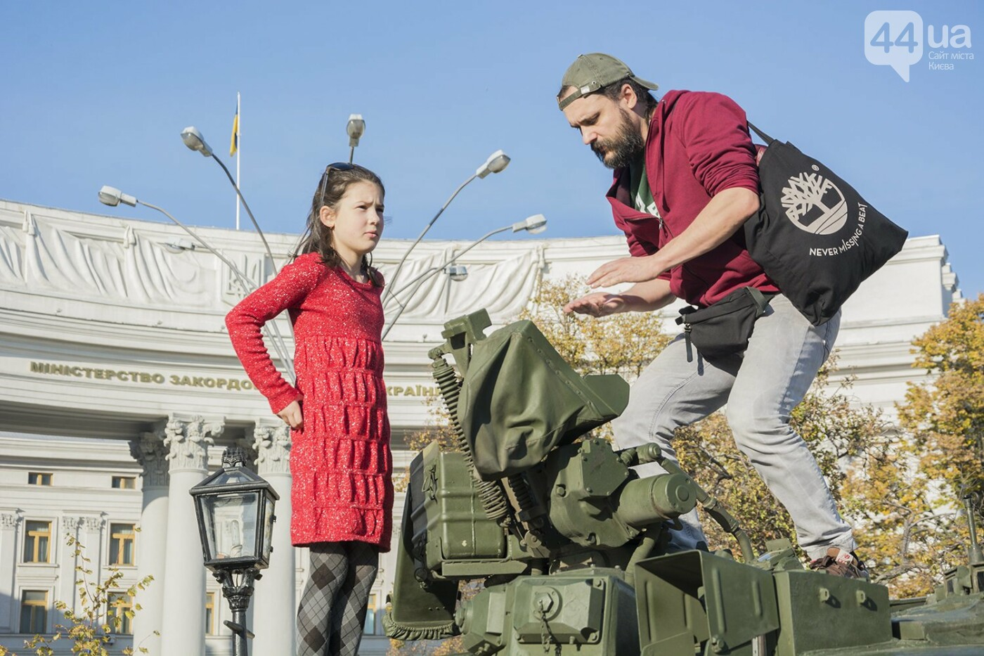 В Киеве открылась масштабная выставка военной техники – ФОТОРЕПОРТАЖ, фото-8