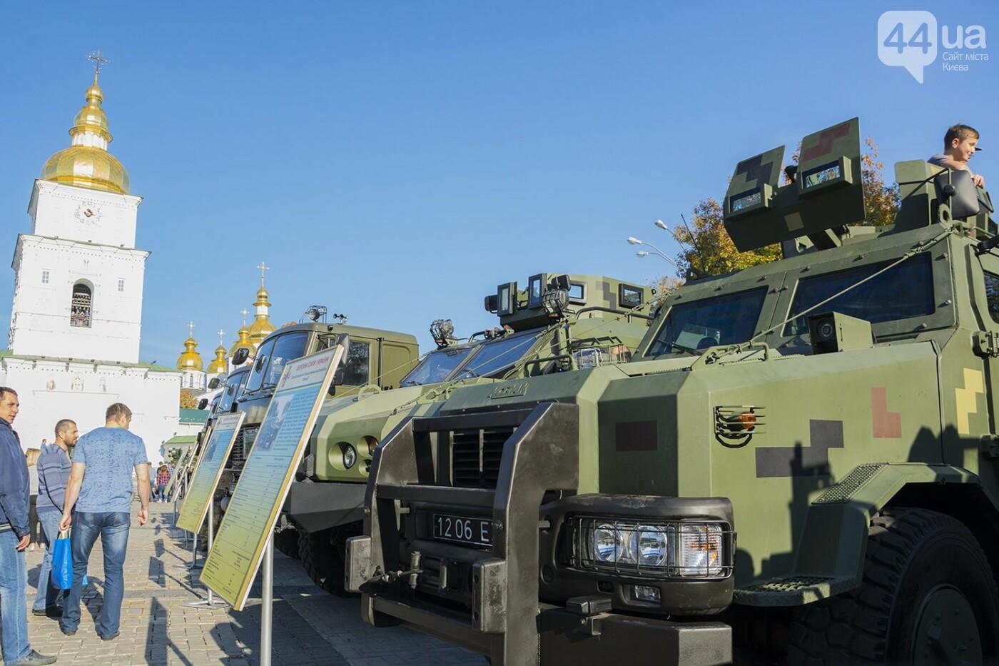 В Киеве открылась масштабная выставка военной техники – ФОТОРЕПОРТАЖ, фото-4