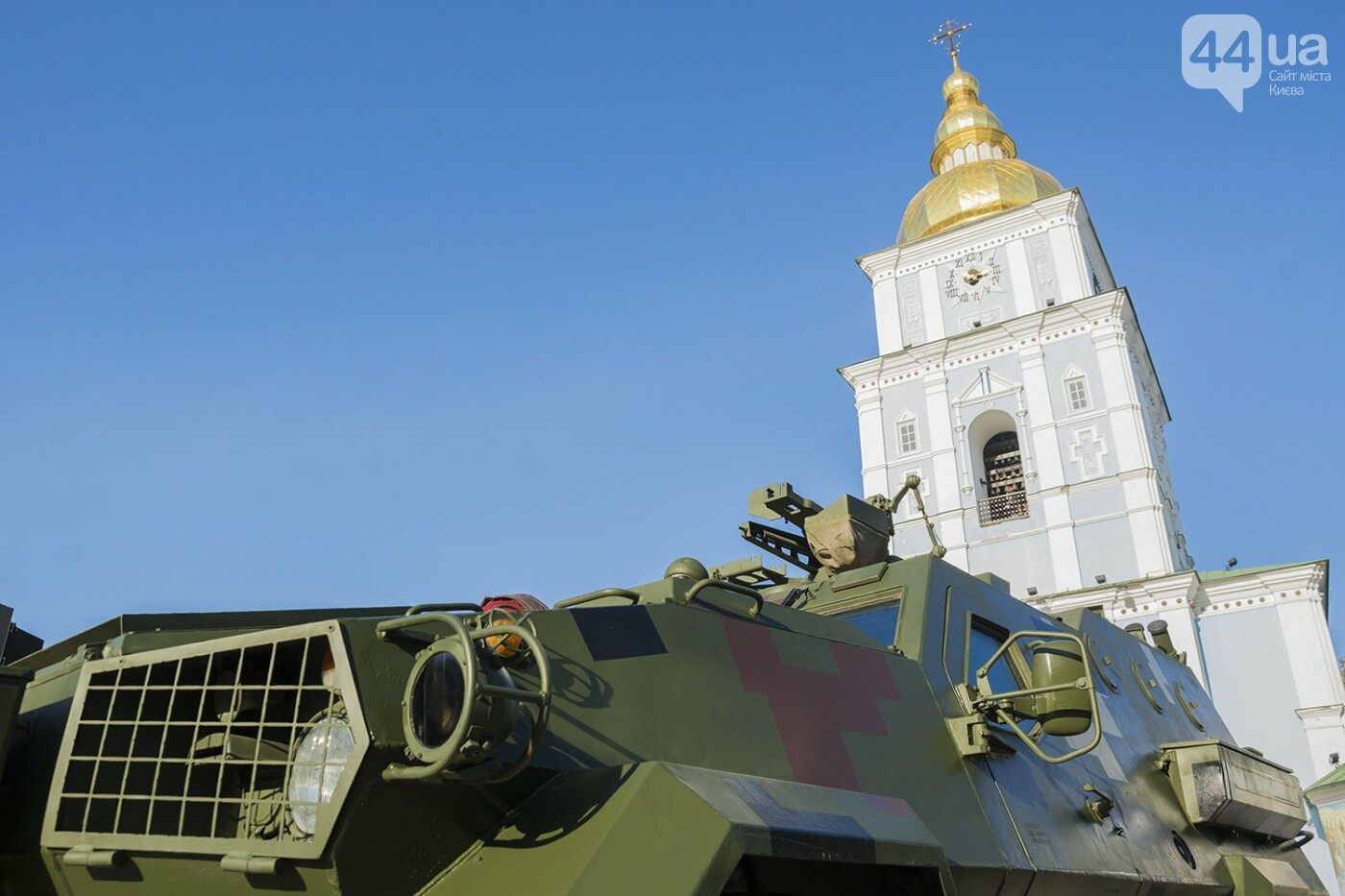 В Киеве открылась масштабная выставка военной техники – ФОТОРЕПОРТАЖ, фото-5
