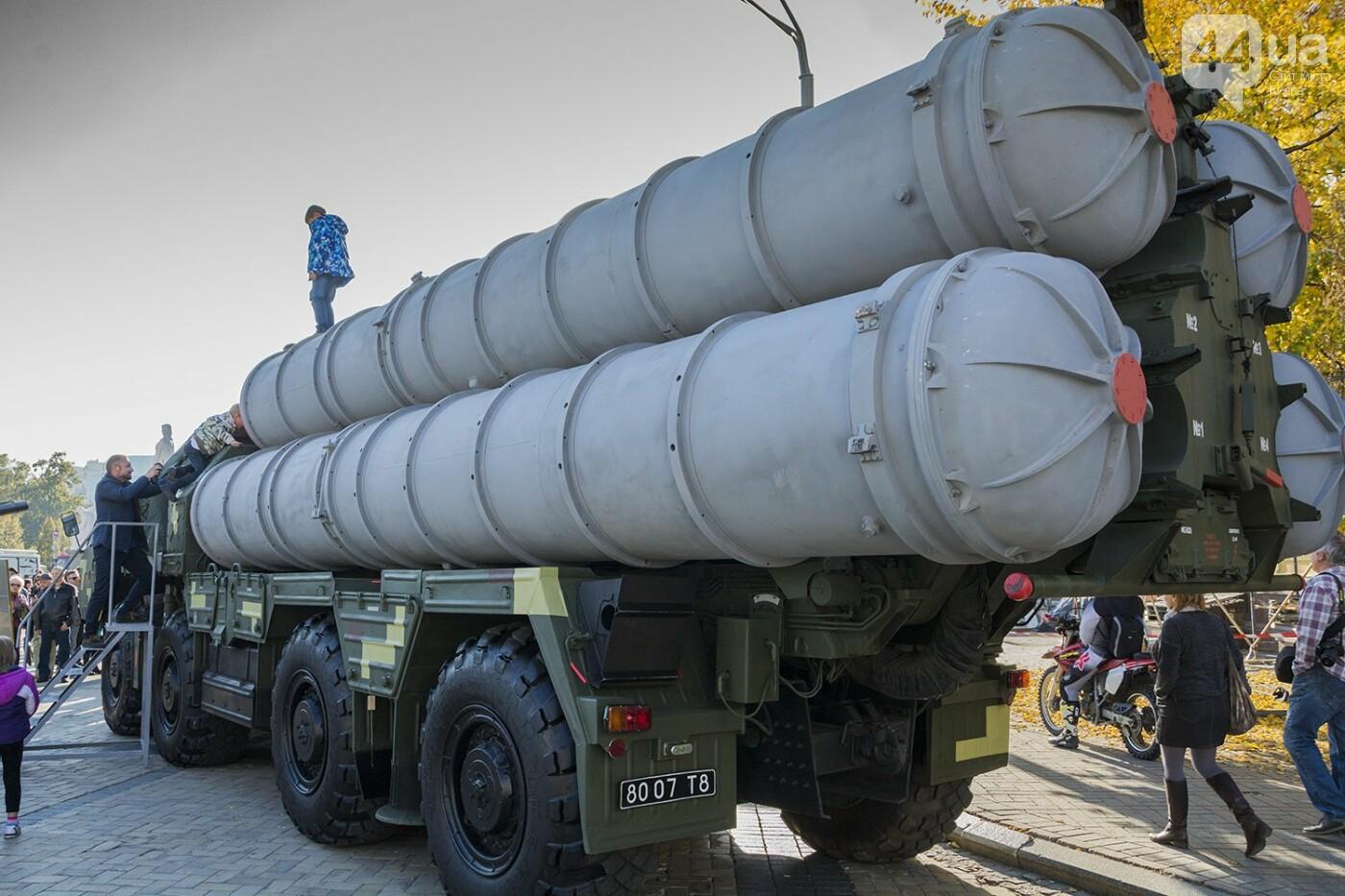 В Киеве открылась масштабная выставка военной техники – ФОТОРЕПОРТАЖ, фото-16