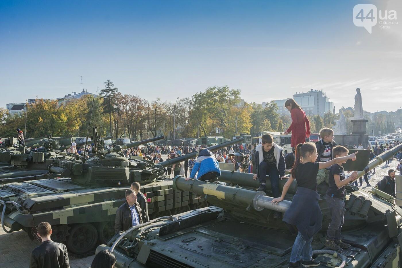 В Киеве открылась масштабная выставка военной техники – ФОТОРЕПОРТАЖ, фото-14