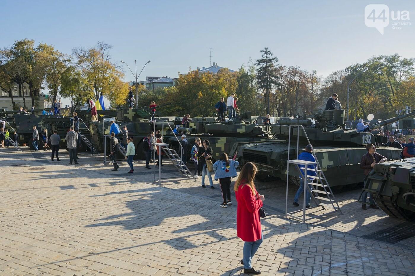В Киеве открылась масштабная выставка военной техники – ФОТОРЕПОРТАЖ, фото-28