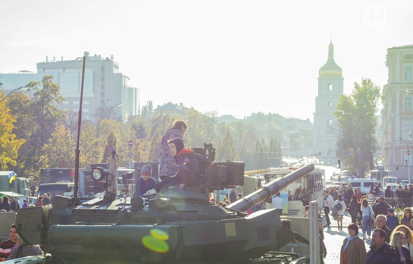В Киеве открылась масштабная выставка военной техники – ФОТОРЕПОРТАЖ, фото-27