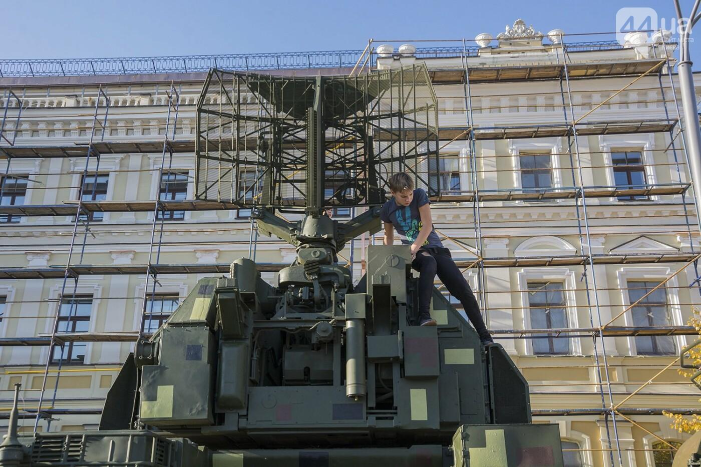 В Киеве открылась масштабная выставка военной техники – ФОТОРЕПОРТАЖ, фото-26