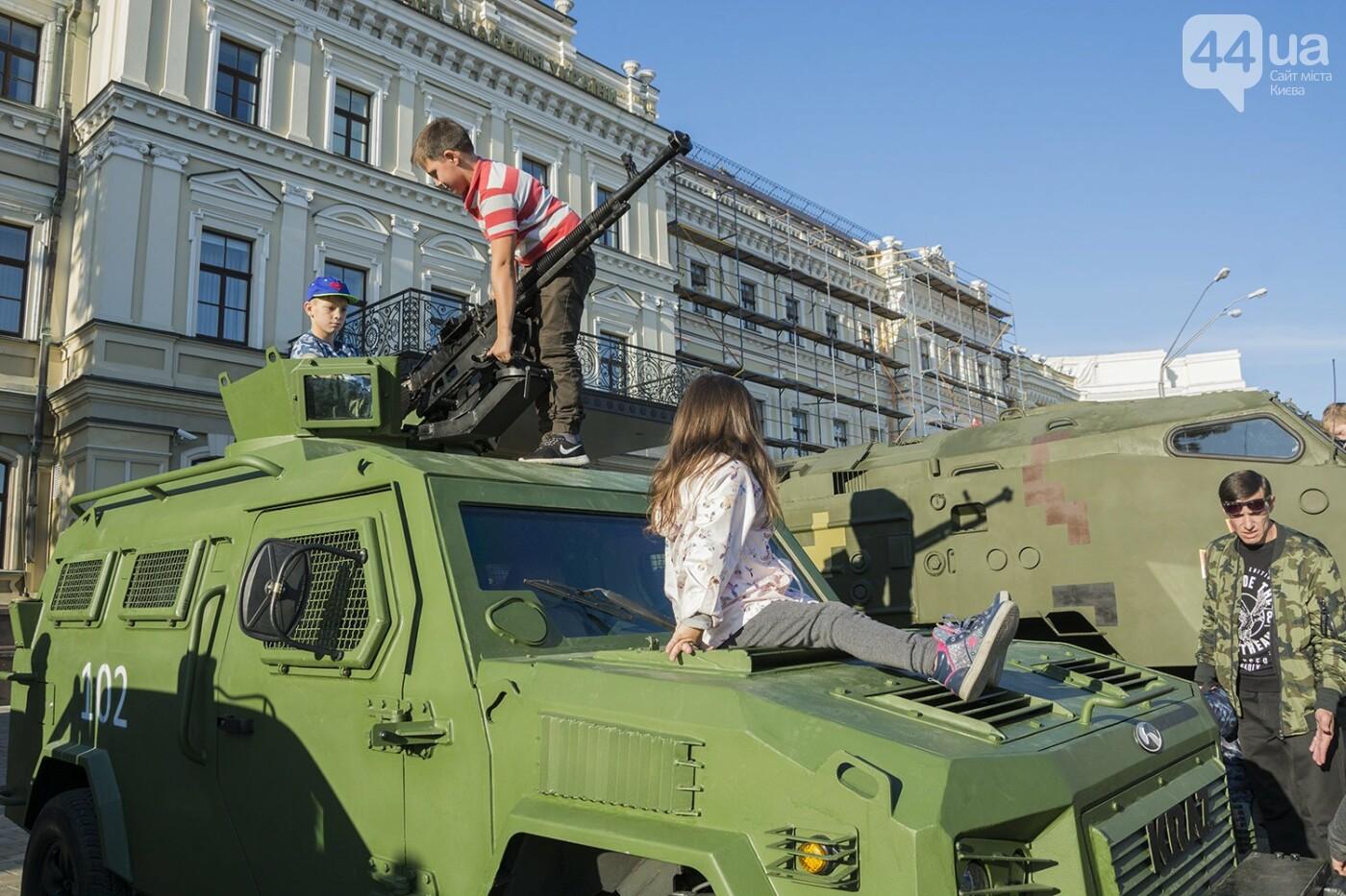 В Киеве открылась масштабная выставка военной техники – ФОТОРЕПОРТАЖ, фото-35