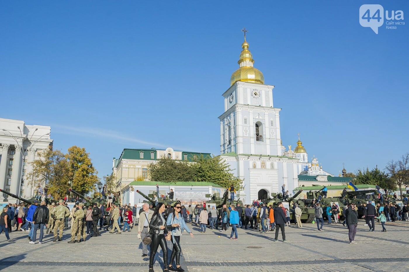 В Киеве открылась масштабная выставка военной техники – ФОТОРЕПОРТАЖ, фото-34