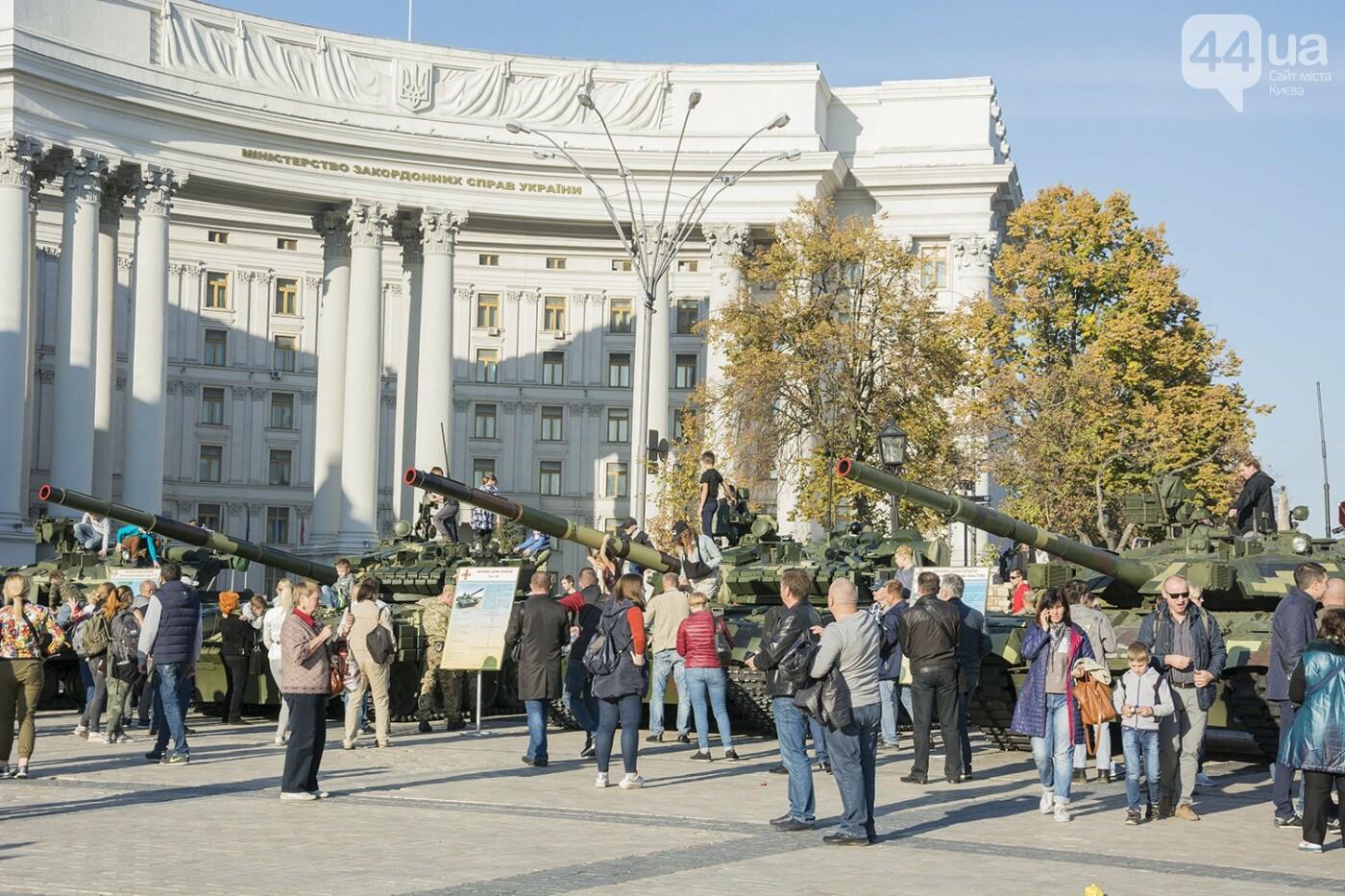 В Киеве открылась масштабная выставка военной техники – ФОТОРЕПОРТАЖ, фото-32