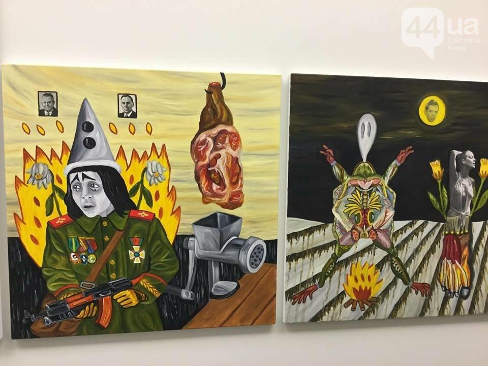 «Живи, не бойся»: в Киеве открылась выставка художника-гипрерреалиста Юрия Болсы, - ФОТО, ВИДЕО, фото-1