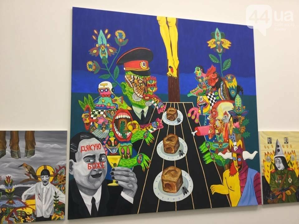 «Живи, не бойся»: в Киеве открылась выставка художника-гипрерреалиста Юрия Болсы, - ФОТО, ВИДЕО, фото-2