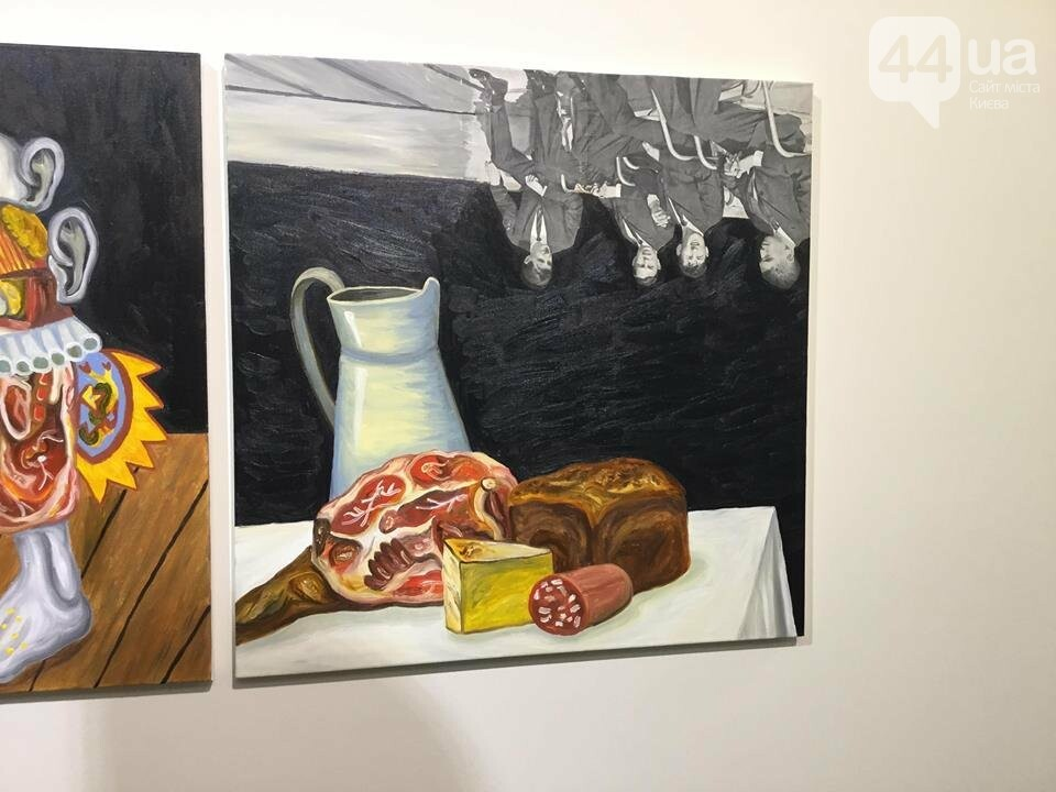 «Живи, не бойся»: в Киеве открылась выставка художника-гипрерреалиста Юрия Болсы, - ФОТО, ВИДЕО, фото-7