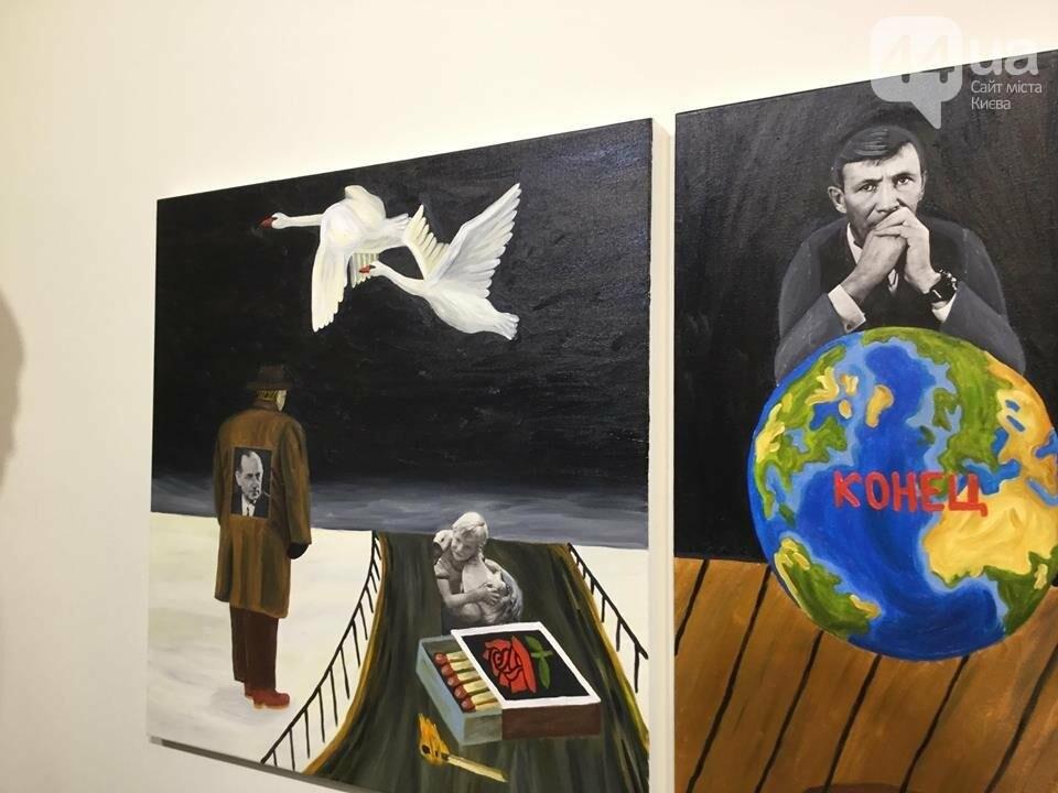 «Живи, не бойся»: в Киеве открылась выставка художника-гипрерреалиста Юрия Болсы, - ФОТО, ВИДЕО, фото-5