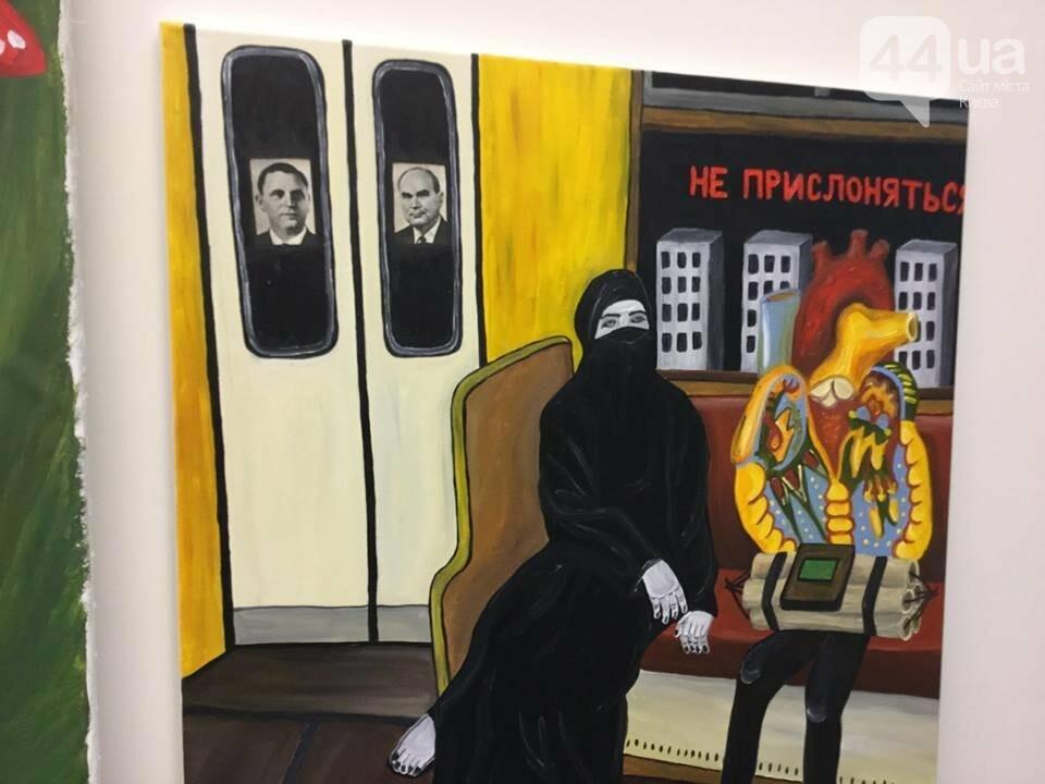 «Живи, не бойся»: в Киеве открылась выставка художника-гипрерреалиста Юрия Болсы, - ФОТО, ВИДЕО, фото-3