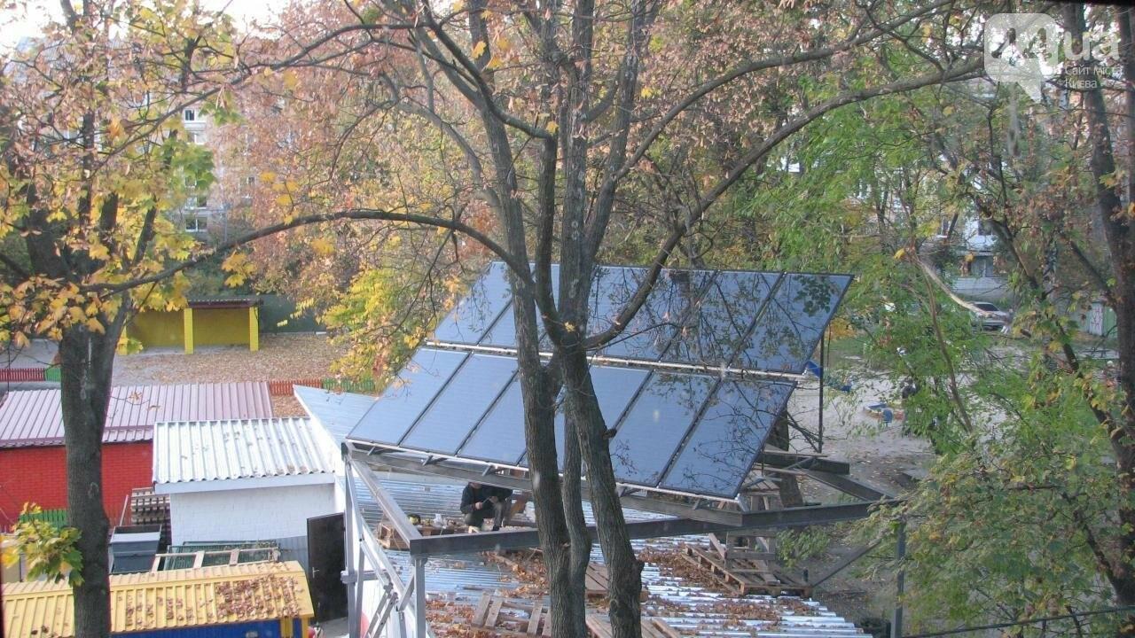 Детский сад с солнечными батареями: на Ветряных Горах внедряют энергоэффективные технологии, фото-2