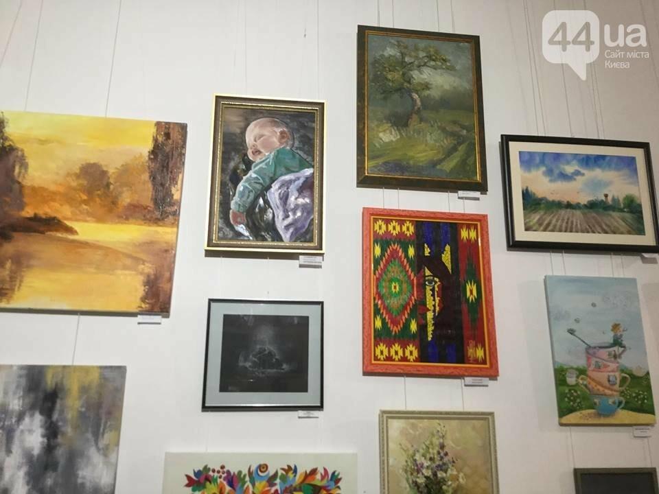 От котиков до драконов: в Киеве открылась художественная выставка «Мгновения красоты», - ФОТО, ВИДЕО, фото-4