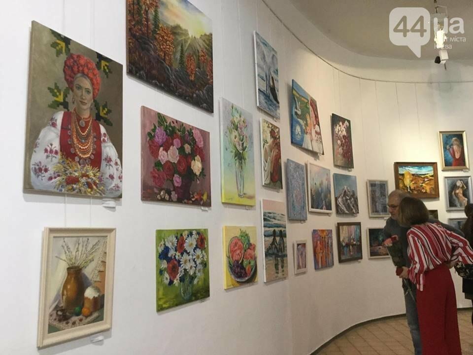 От котиков до драконов: в Киеве открылась художественная выставка «Мгновения красоты», - ФОТО, ВИДЕО, фото-7