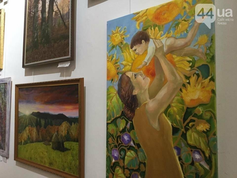 От котиков до драконов: в Киеве открылась художественная выставка «Мгновения красоты», - ФОТО, ВИДЕО, фото-13