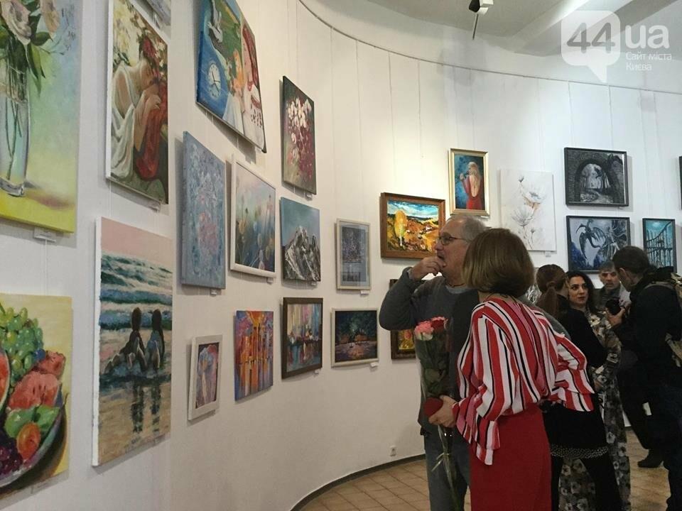 От котиков до драконов: в Киеве открылась художественная выставка «Мгновения красоты», - ФОТО, ВИДЕО, фото-15