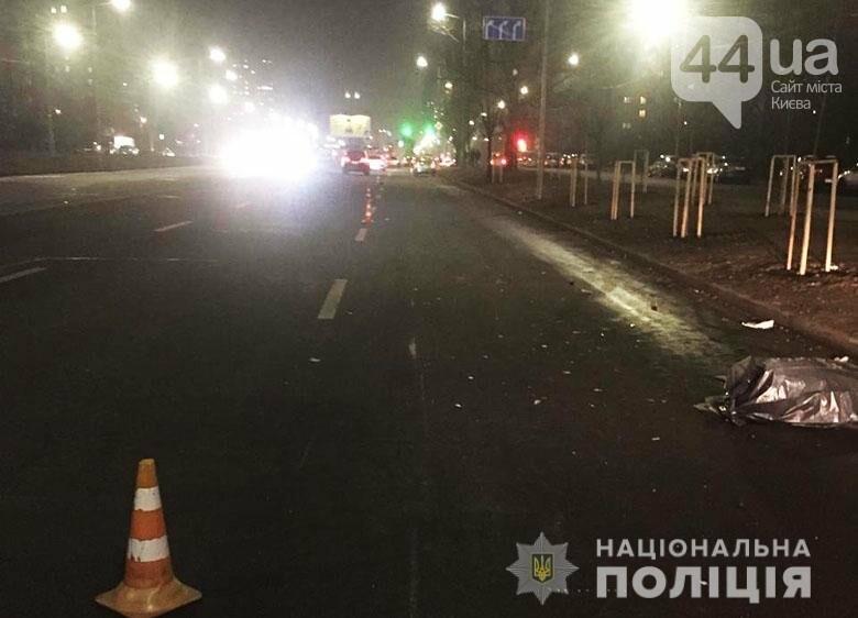 ДТП в Дарницком районе Киева: мотоциклист насмерть сбил 81-летнего мужчину, фото-2