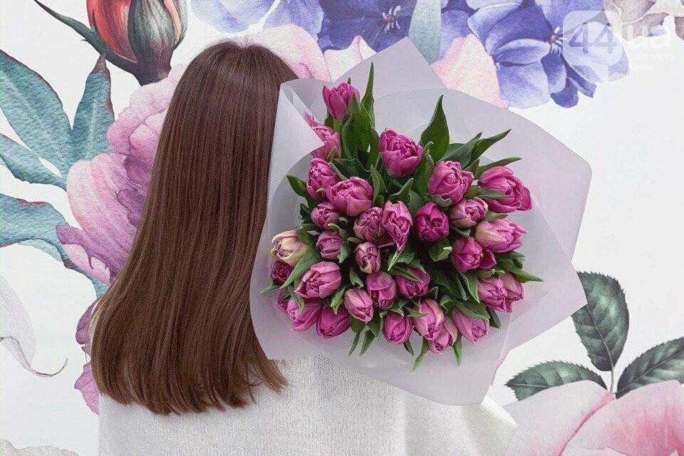 Доставка цветов в Киеве - где заказать?, фото-1